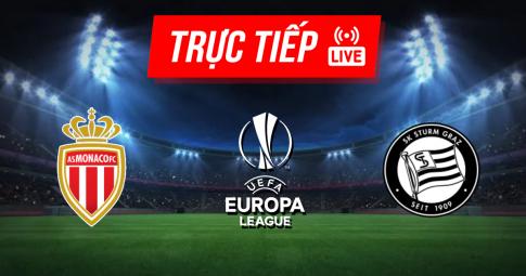 Kết quả Monaco vs Sturm Graz | Europa League | 02h00 ngày 17/09/2021