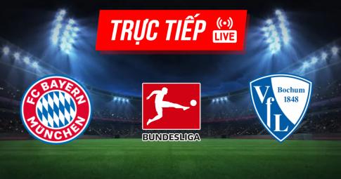 Kết quả Bayern Munchen vs Bochum   Bundesliga   20h30 ngày 18/09/2021