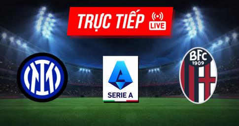 Kết quả Inter vs Bologna | Serie A | 23h00 ngày 18/09/2021
