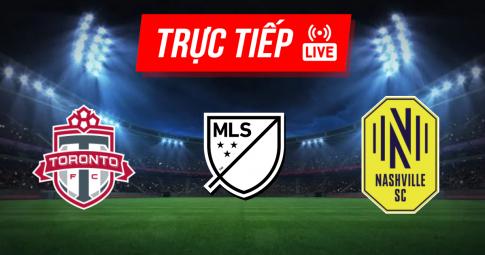 Kết quả Toronto vs Nashville | MLS | 06h30 ngày 19/09/2021