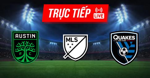 Kết quả Austin FC vs San Jose Earthquakes | MLS | 07h00 ngày 19/09/2021