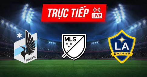 Kết quả Minnesota United FC vs LA Galaxy | MLS | 07h00 ngày 19/09/2021
