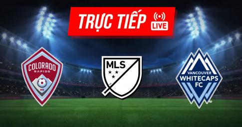 Kết quả Colorado Rapids vs Vancouver Whitecaps | MLS | 08h00 ngày 20/09/2021