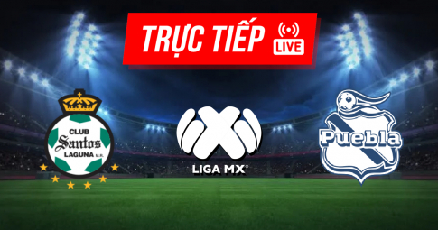 Kết quả Santos Laguna vs Puebla | Liga MX | 09h00 ngày 20/09/2021