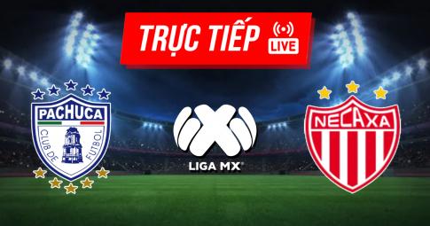 Kết quả Pachuca vs Club Necaxa | Liga MX | 09h00 ngày 24/09/2021