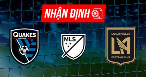 Nhận định San Jose Earthquakes vs Los Angeles | MLS | 09h00 ngày 26/09/2021