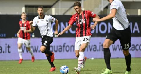 Ba đời nhà Maldini ghi bàn cho AC Milan