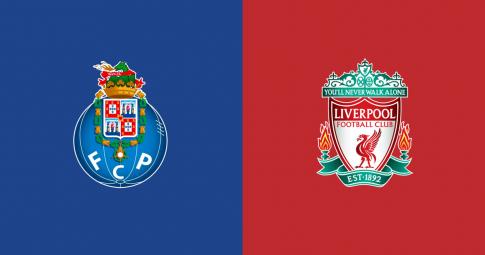 Xem trực tiếp Porto vs Liverpool ở đâu, kênh nào