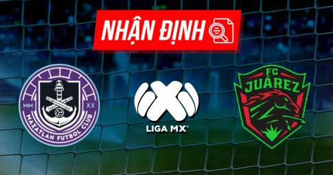 Nhận định Mazatlan vs Juarez | Liga MX | 07h00 ngày 29/09/2021