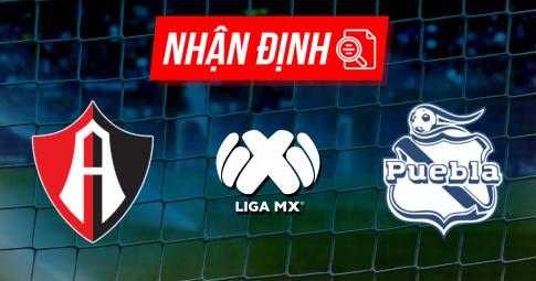 Nhận định Atlas vs Puebla | Liga MX | 09h00 ngày 29/09/2021