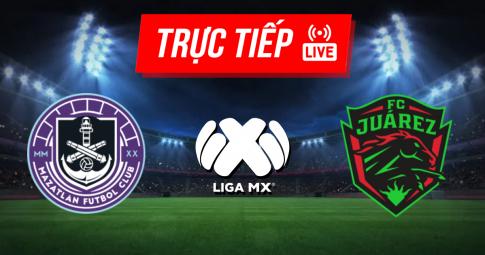 Kết quả Mazatlan vs Juarez | Liga MX | 07h00 ngày 29/09/2021