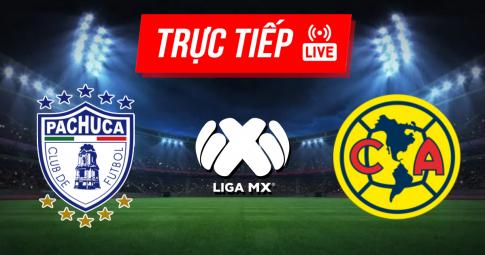 Kết quả Pachuca vs Club America   Liga MX   09h05 ngày 29/09/2021