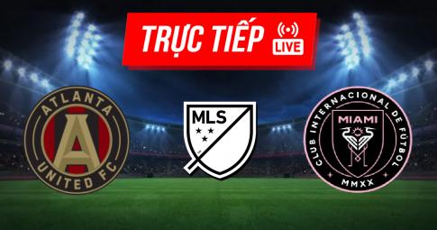Kết quả Atlanta United vs Inter Miami | MLS | 06h00 ngày 30/09/2021