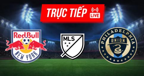 Kết quả New York Red Bulls vs Philadelphia Union | MLS | 06h30 ngày 30/09/2021