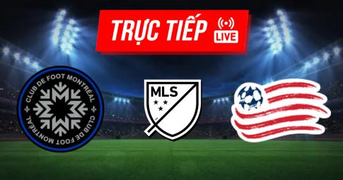 Kết quả Montreal vs New England Revolution | MLS | 06h30 ngày 30/09/2021