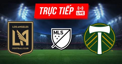 Kết quả Los Angeles FC vs Portland Timbers | MLS | 09h30 ngày 30/09/2021