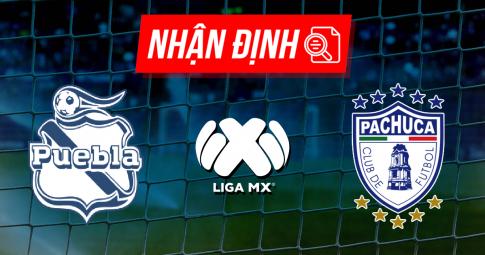 Nhận định Puebla vs Pachuca | Liga MX | 07h00 ngày 02/10/2021