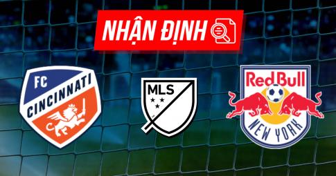 Nhận định Cincinnati vs New York Red Bulls | MLS | 06h30 ngày 03/10/2021