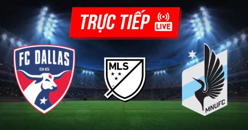 Kết quả Dallas vs Minnesota United | MLS | 07h00 ngày 03/10/2021