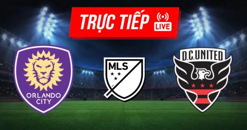 Kết quả Orlando City vs DC United | MLS | 06h30 ngày 03/10/2021