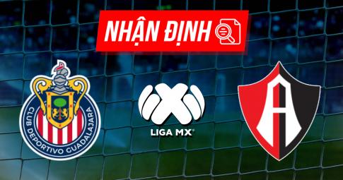 Nhận định Guadalajara vs Atlas | Liga MX | 09h00 ngày 03/10/2021