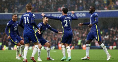 Những sự trở lại <b>đúng lúc</b> của Chelsea