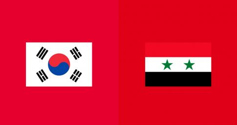 Xem trực tiếp Hàn Quốc vs Syria ở đâu, kênh nào