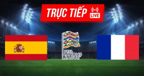 Kết quả Tây Ban Nha vs Pháp | Nations League | 01h45ngày 11/10/2021