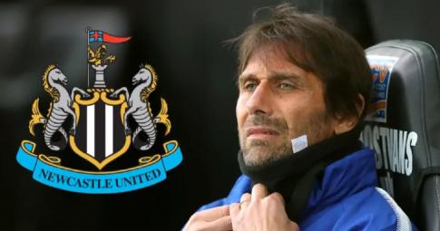HLV Conte cân nhắc về quyết định dẫn dắt Newcastle với điều kiện đi kèm