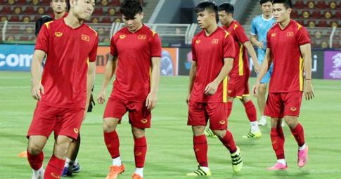 Quang Hải làm điều đặc biệt trước thềm trận ĐT Việt Nam với Oman