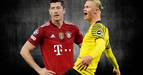 Bayern nổ bom tấn Haaland, Lewandowski thái độ ra mặt