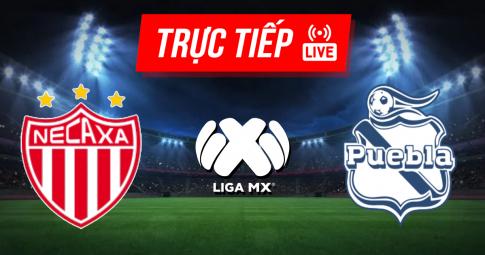 Kết quả Club Necaxa vs Puebla | Liga MX | 07h00 ngày 16/10/2021