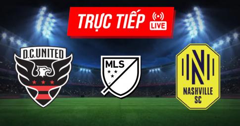 Kết quả DC United vs Nashville | MLS | 06h30 ngày 17/10/2021
