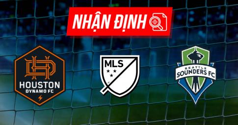 Nhận định Houston Dynamo vs Seattle Sounders | MLS | 07h30 ngày 17/10/2021