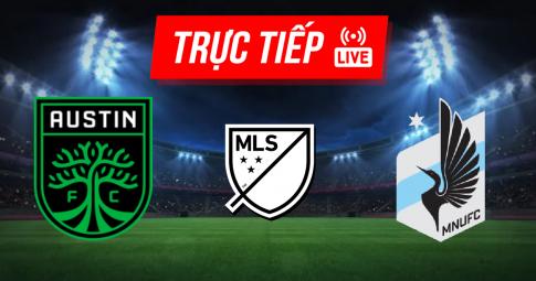 Kết quả Austin vs Minnesota United | MLS | 08h00 ngày 17/10/2021