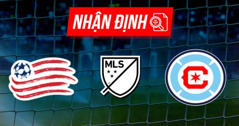 Nhận định New England Revolution vs Chicago Fire | MLS | 06h00 ngày 17/10/2021