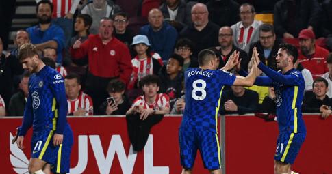 """5 điểm nhấn Brentford 0-1 Chelsea: <b>Vất vả """"thuần phục"""" ngựa ô</b>"""
