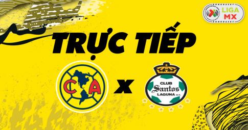 Kết quả Club America vs Santos Laguna | Liga MX | 07h05 ngày 20/10/2021