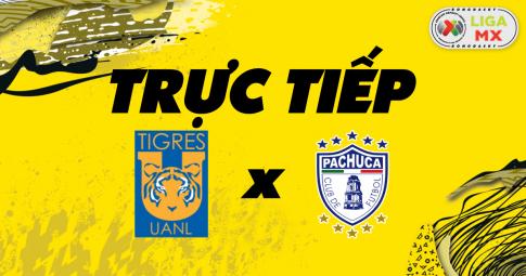 Kết quả Tigres UANL vs Pachuca | Liga MX | 09h00 ngày 21/10/2021