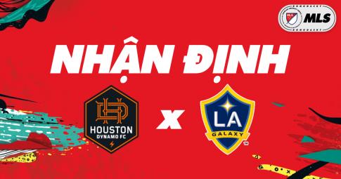 Nhận định Houston Dynamo vs LA Galaxy | MLS | 07h30 ngày 21/10/2021