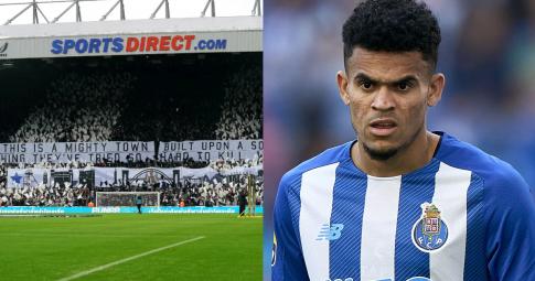Newcastle vung gần 70 triệu bảng để sở hữu chân chạy cánh của Porto