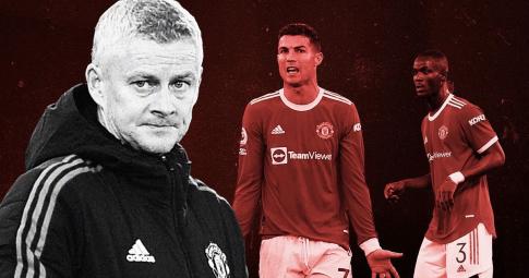 Biến lớn tại MU: Ronaldo nổi cáu với Greenwood, Bailly công khai bật lại Solskjaer