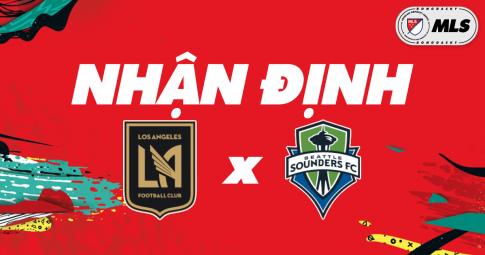 Nhận định Los Angeles vs Seattle Sounders | MLS | 09h30 ngày 27/10/2021