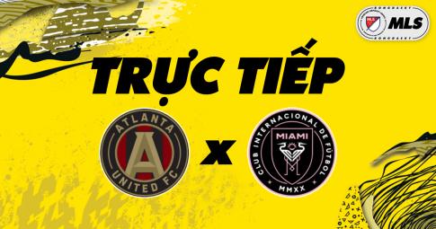 Kết quả Atlanta United vs Inter Miami | MLS | 06h30 ngày 28/10/2021