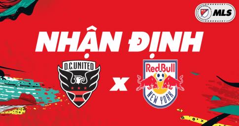 Nhận định DC United vs New York Red Bulls   MLS   06h30 ngày 28/10/2021