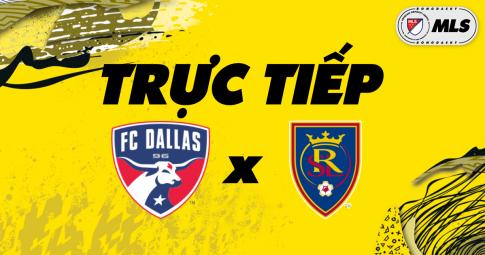 Kết quả Dallas vs Real Salt Lake | MLS | 07h00 ngày 28/10/2021
