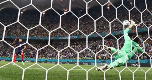 Highlights Pháp - Thụy Sỹ: Kịch bản không tưởng và loạt sút luân lưu định mệnh | EURO 2021