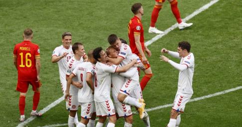 Highlights CH Séc - Đan Mạch: Đôi công mãn nhãn; tấm vé xứng đáng cho đội bản lĩnh | EURO 2021