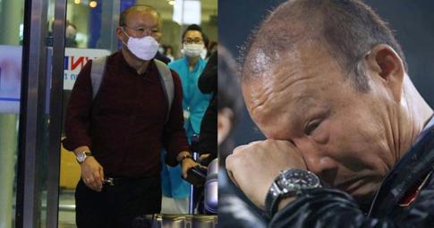 LĐBĐ Việt Nam gửi lời chia buồn cùng HLV Park Hang Seo và gia đình