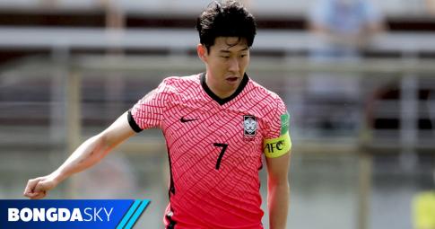 Son Heung-min gửi lời động viên đến Eriksen và mang tin vui cho Việt Nam